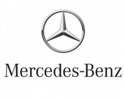 Mercedes-Benz logo Jungent