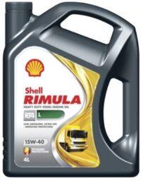 Shell Rimula RT4 L 15W-40 Jungent