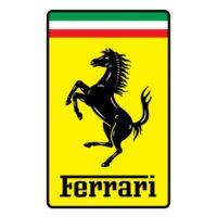 Ferrari logo Jungent
