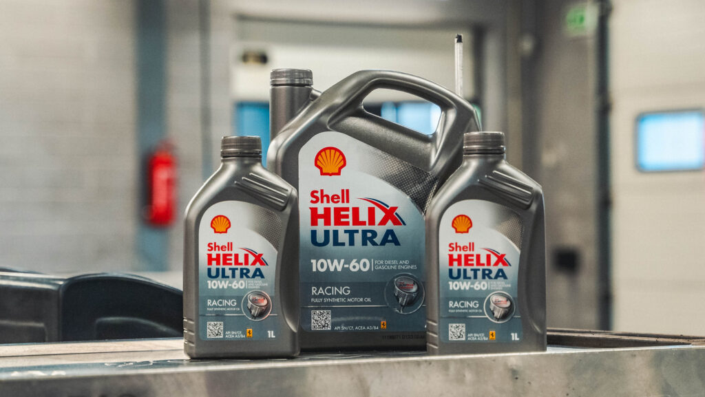 Shell Helix products